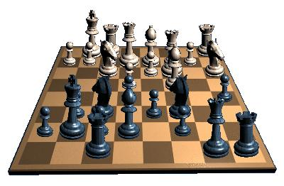 Chessforeva's 3D chess